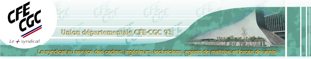 Union départementale UD 93 CFE-CGC